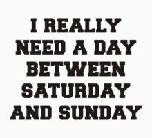 Longer Weekends T-Shirt