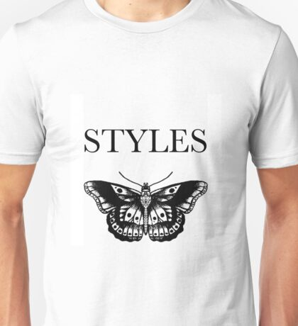 harry styles butterfly tattoo Unisex T-Shirt