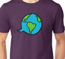 Worldly Words Unisex T-Shirt