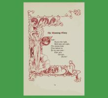 The Old Garden and Other Verses by Margaret Deland and Wade Campbell, Illustrated by Walter Crane 1894 56 - The Morning Glory Kids Tee