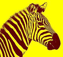 Zebra Print by fantasytripp