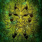 GREEN MAN by Tammera