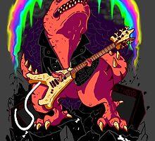 TyrannoRoxRemix by Elisha Hale