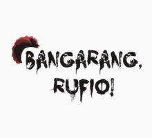 Bangarang Rufio Kids Clothes