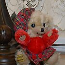 Wee Scottish Lassie by Marjorie Wallace