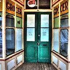 Molong Grocery Shop. by Ian Ramsay