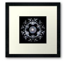 'Pearl Broach' Framed Print
