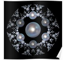 'Pearl Broach' Poster