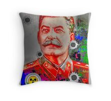 Corruption Throw Pillow