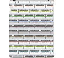 Monorail Fleet iPad Case/Skin