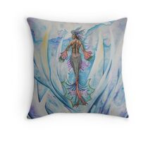 All powerful Throw Pillow
