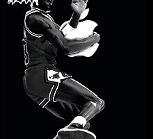 Michael Jordan - Apple Design by RhinoEdits