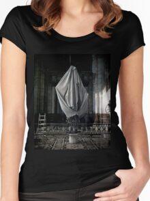 Tim Hecker - Virgins Women's Fitted Scoop T-Shirt