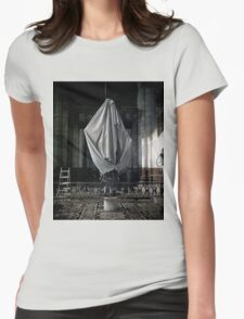 Tim Hecker - Virgins Womens Fitted T-Shirt