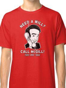 Better Call McGill Classic T-Shirt