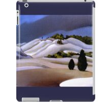 The Weather Breaks - Bay of Plenty iPad Case/Skin