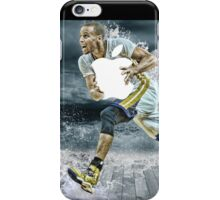 Steph Curry Apple Logo iPhone Case/Skin