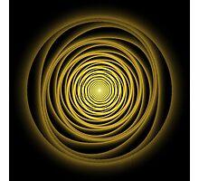 Orbital Progression Toward Enlightenment | Future Art Fashion Photographic Print