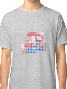 Zentangle Mario Classic T-Shirt