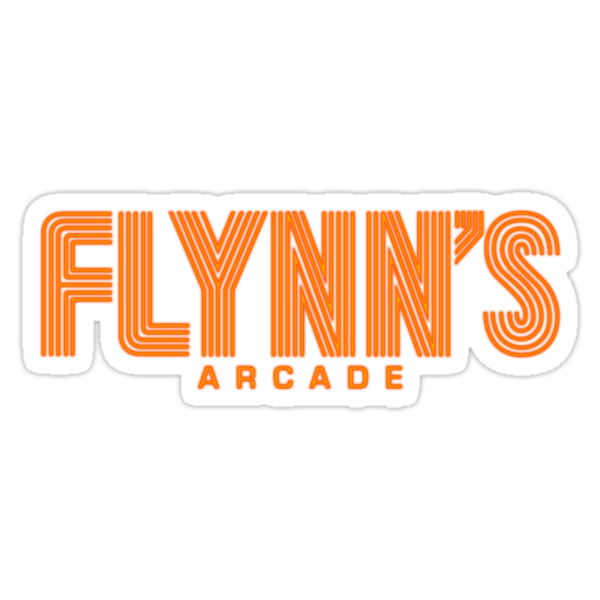 Flynn's Arcade by superiorgraphix