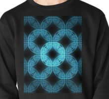 Square Tile [Messed Up] | Future Art Fashion Pullover