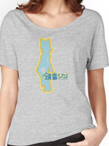 Rin Kagamine Ripple Women's Relaxed Fit T-Shirt