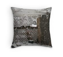 So how was your Friday? Throw Pillow