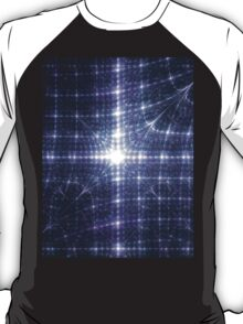 Energy Clusters and their Influence on Space-Time | Future Art Fashion T-Shirt