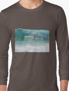 Surfing Burleigh Style #3  T-Shirt