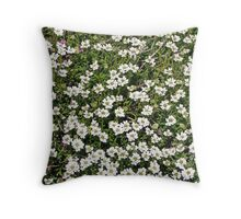 """""""Candy Tufts"""" Throw Pillow"""