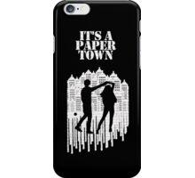 Paper Towns Dance iPhone Case/Skin