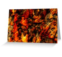 Nature Puzzle Greeting Card
