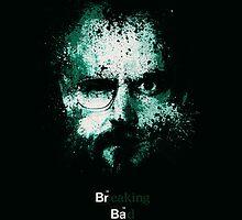 Heisenberg Breaking Bad by alifart