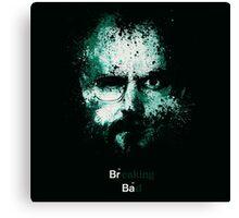 Heisenberg Breaking Bad Canvas Print