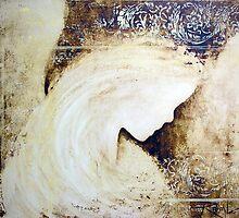 EN902 Angel Painting by ReneaL