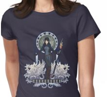 The Warden - Sulahn'nehn Womens Fitted T-Shirt