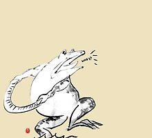 Dancing Frog -What? by Kaori Takehana