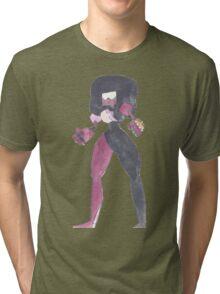 Garnet Steven Universe Watercolor Tri-blend T-Shirt
