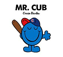 Mr. Cubs Photographic Print