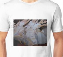 White Dancers Unisex T-Shirt