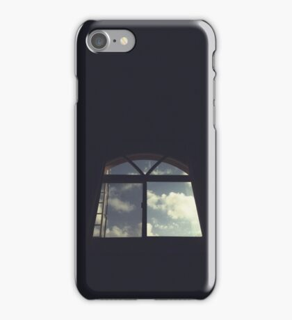 sky gazing iPhone Case/Skin
