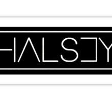 Halsey Logo Sticker