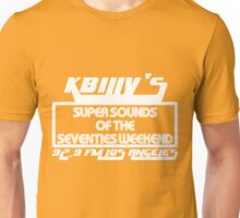 Super Sounds of the 70's Weekend (White) Unisex T-Shirt