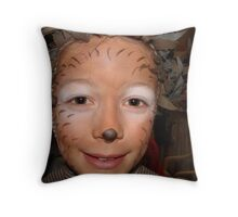 the cutest hedgehog in the world Throw Pillow
