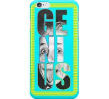 Colorful Genius iPhone Case/Skin