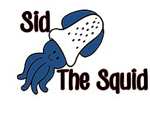 Sid the Squid! by MsThomEGemcity