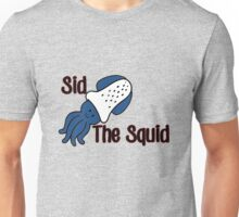 Sid the Squid! Unisex T-Shirt