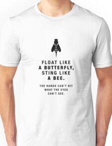 Martial Arts Quotes - Boxing Unisex T-Shirt