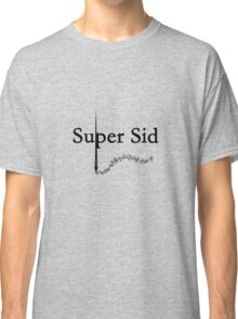 Super Sid the writer! Classic T-Shirt