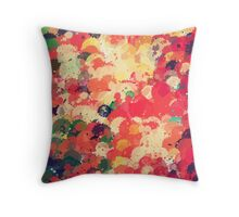 Just A Splash... Throw Pillow